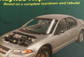 Haynes Repair Manual Chrysler Cirrus Dodge Stratus and Plymouth Breeze 95 – 00