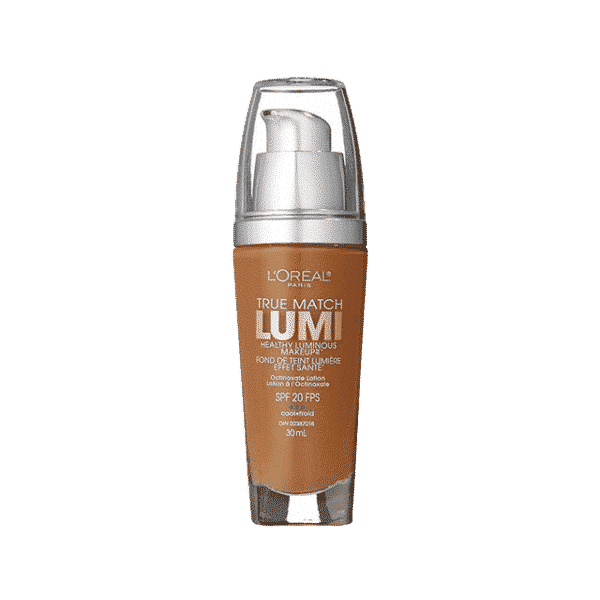 L'Oréal Paris True Match Lumi Healthy Luminous Makeup, C6 Soft Sable