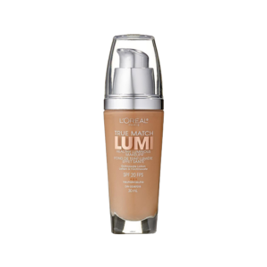 L'Oréal Paris True Match Lumi Healthy Luminous Makeup, N5 True Beige