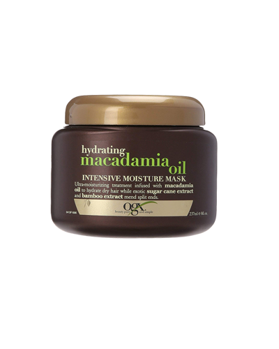 Hydrating Macadamia Oil Intensive Moisture Remask