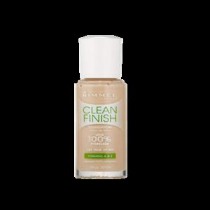Rimmel Clean Finish Foundation, 130 True Ivory
