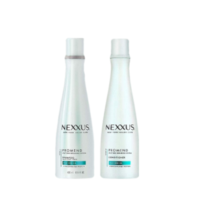 Nexxus PROMEND Split End Repairing System FLAX SEED OIL Concentrated Protein Shampoo